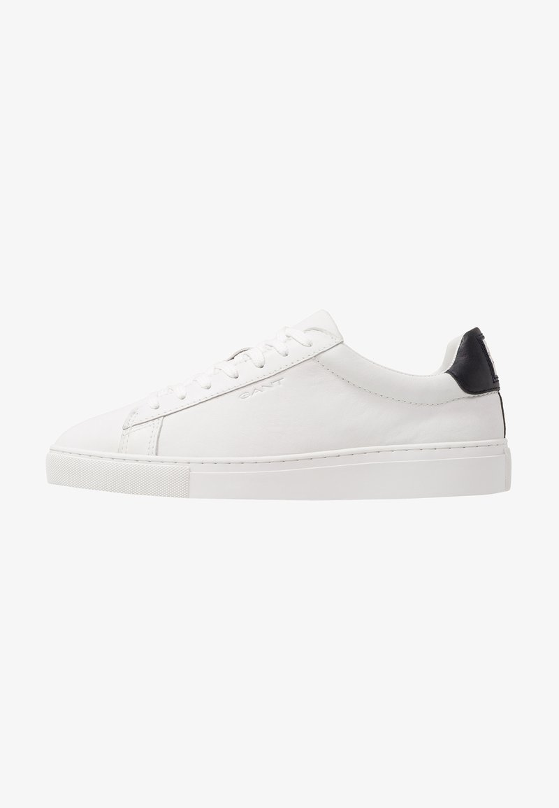 GANT - DENVER - Trainers - bright white/marine