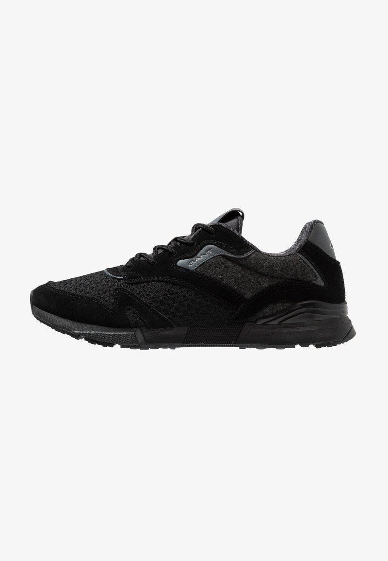 GANT - ATLANTA - Sneaker low - black
