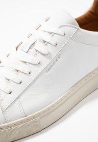 GANT - DENVER - Sneaker low - bright white - 5