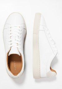 GANT - DENVER - Sneaker low - bright white - 1