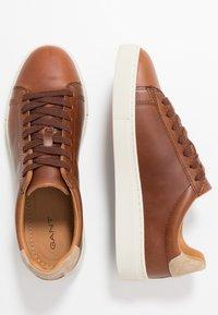 GANT - DENVER - Sneakers - cognac - 1