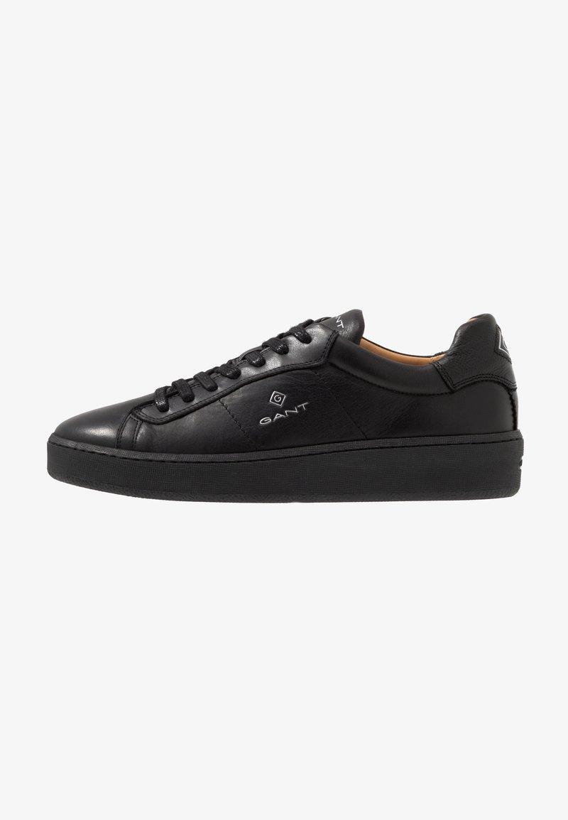GANT - TAMPA - Sneaker low - black