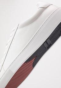 GANT - MC JULIEN - Sneakersy niskie - full white - 5
