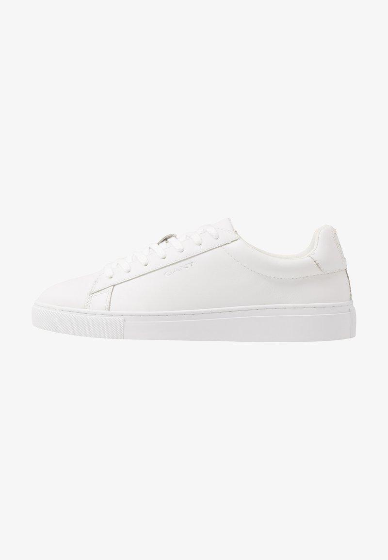 GANT - MC JULIEN - Sneakersy niskie - full white