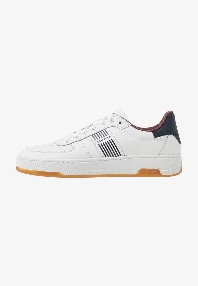 BRO - Sneakersy niskie - offwhite