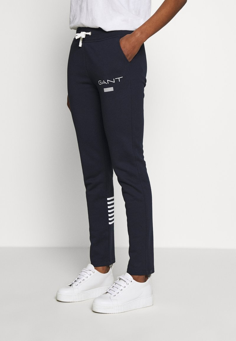 GANT - Joggebukse - evening blue