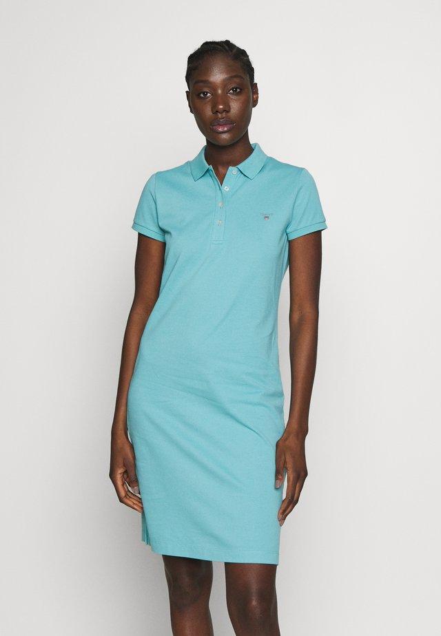Vestido informal - aqua