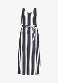 GANT - STRIPED MAXI DRESS - Maxi dress - evening blue - 5