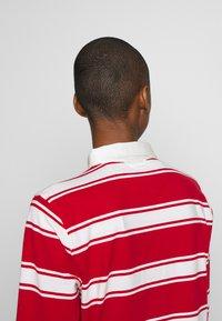 GANT - HEAVY RUGGER DRESS - Denní šaty - bright red - 3