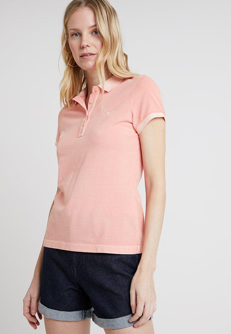 GANT - SUNBLEACHED - Poloshirt - peach bud