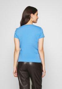 GANT - LOCK UP - T-shirt imprimé - pacific blue - 2