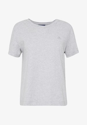 THE ORIGINAL  - T-shirt basic - light grey