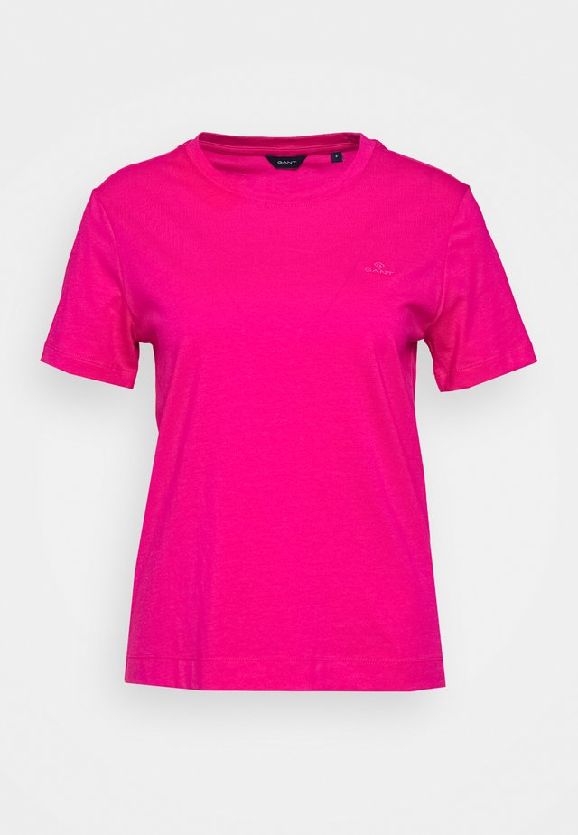 THE ORIGINAL  - T-shirt basic - rich pink