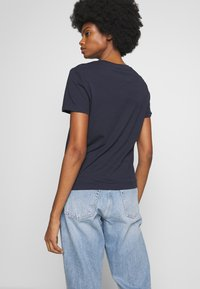 GANT - THE ORIGINAL  - Camiseta básica - evening blue - 2