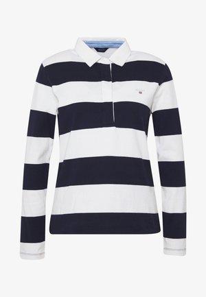 ORIGINAL HEAVY RUGGER - Poloshirt - evening blue