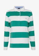 ORIGINAL HEAVY RUGGER - Polo shirt - jade green