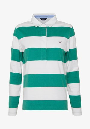 ORIGINAL HEAVY RUGGER - Poloshirt - jade green