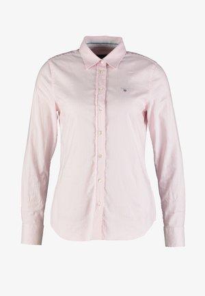 OXFORD BANKER - Button-down blouse - preppy pink