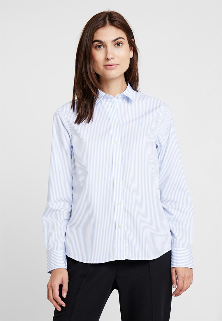 GANT - THE BROADCLOTH BANKER  - Button-down blouse - air