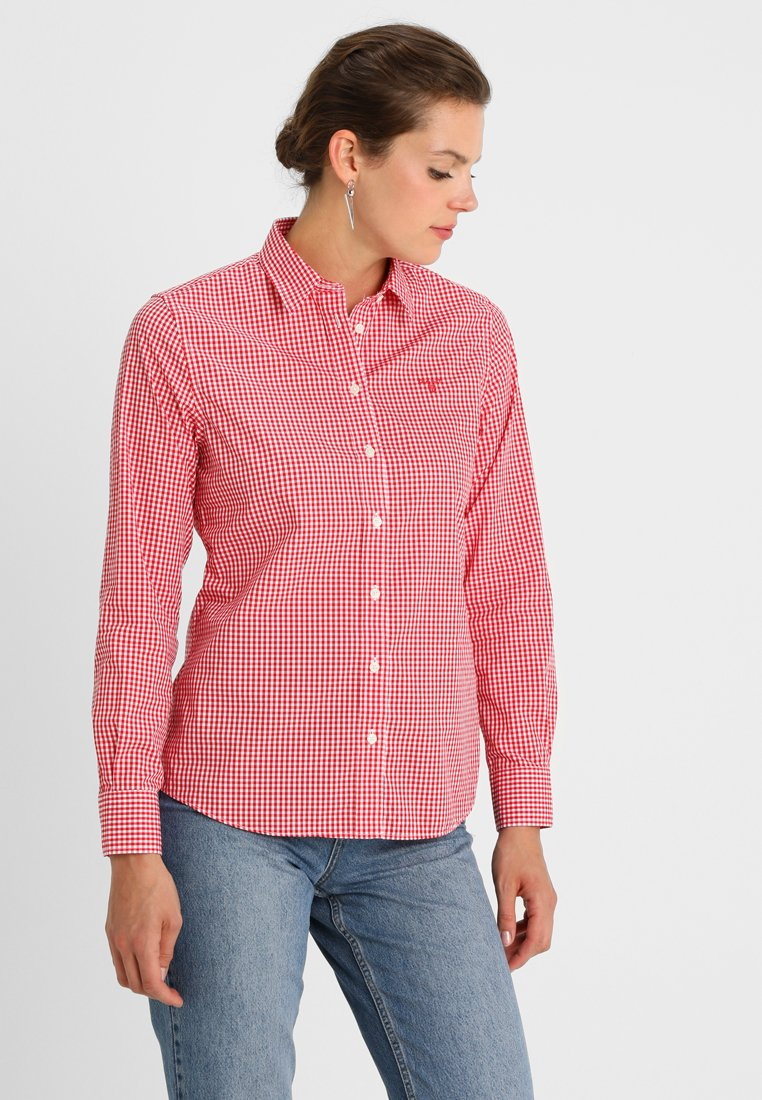GANT - THE BROADCLOTH - Button-down blouse - autumn sunset