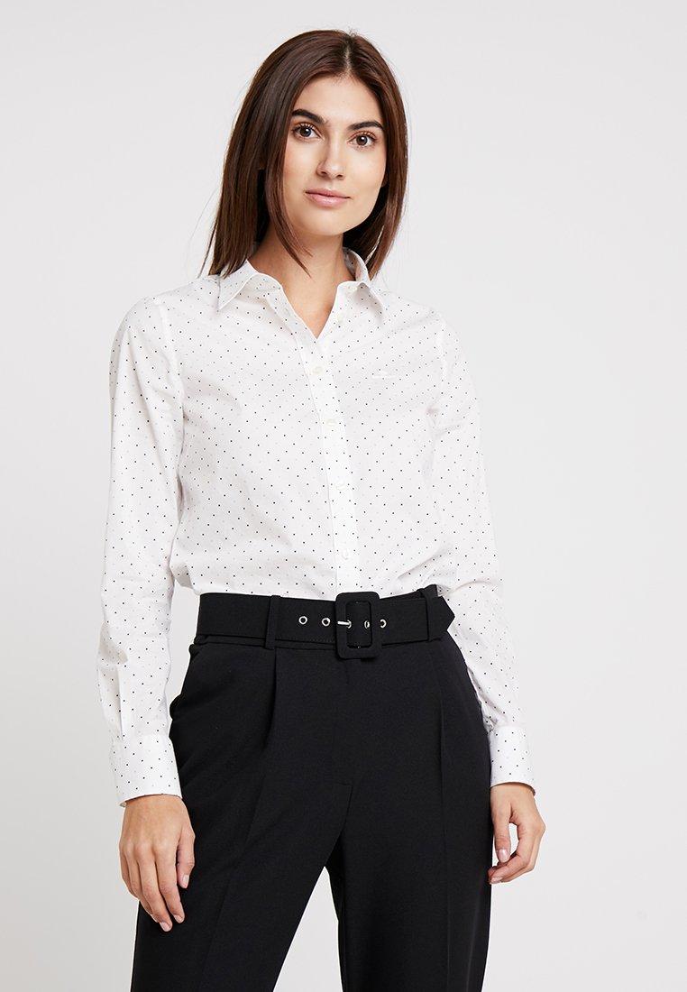 GANT - PRINTED DOT - Košile - white