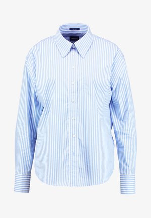 STRIPED BUSINESS - Camisa - pacific blue