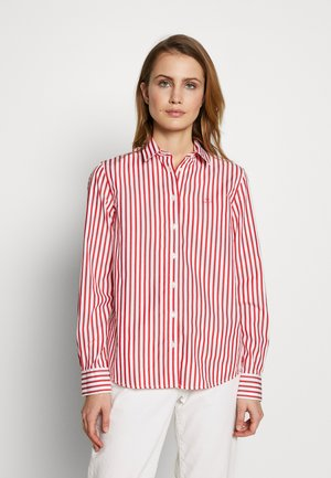 THE BROADCLOTH STRIPED - Košile - bright red