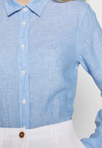 GANT - CHAMBRAY - Košile - pacific blue - 5