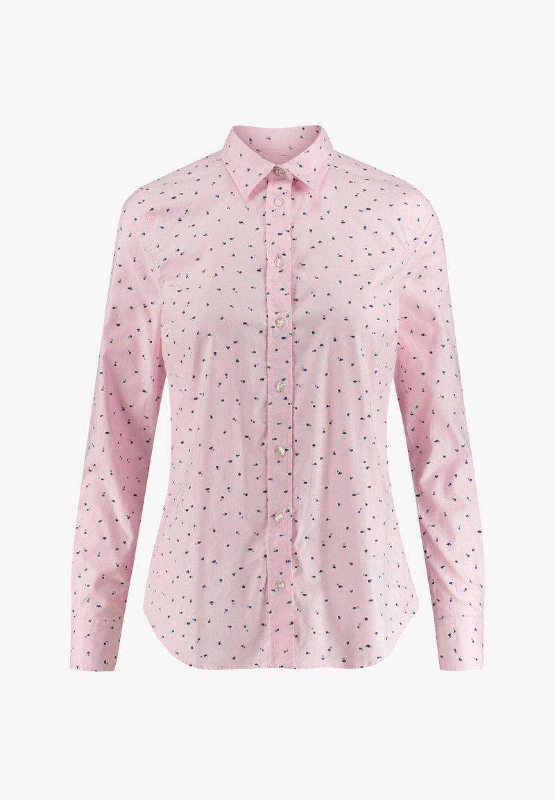 GANT - Button-down blouse - pink