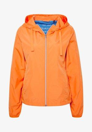 WIND SHIELDER - Veste légère - sunny orange
