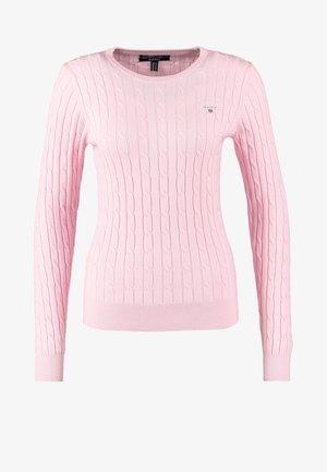 CABLE CREW - Jumper - nantucket pink