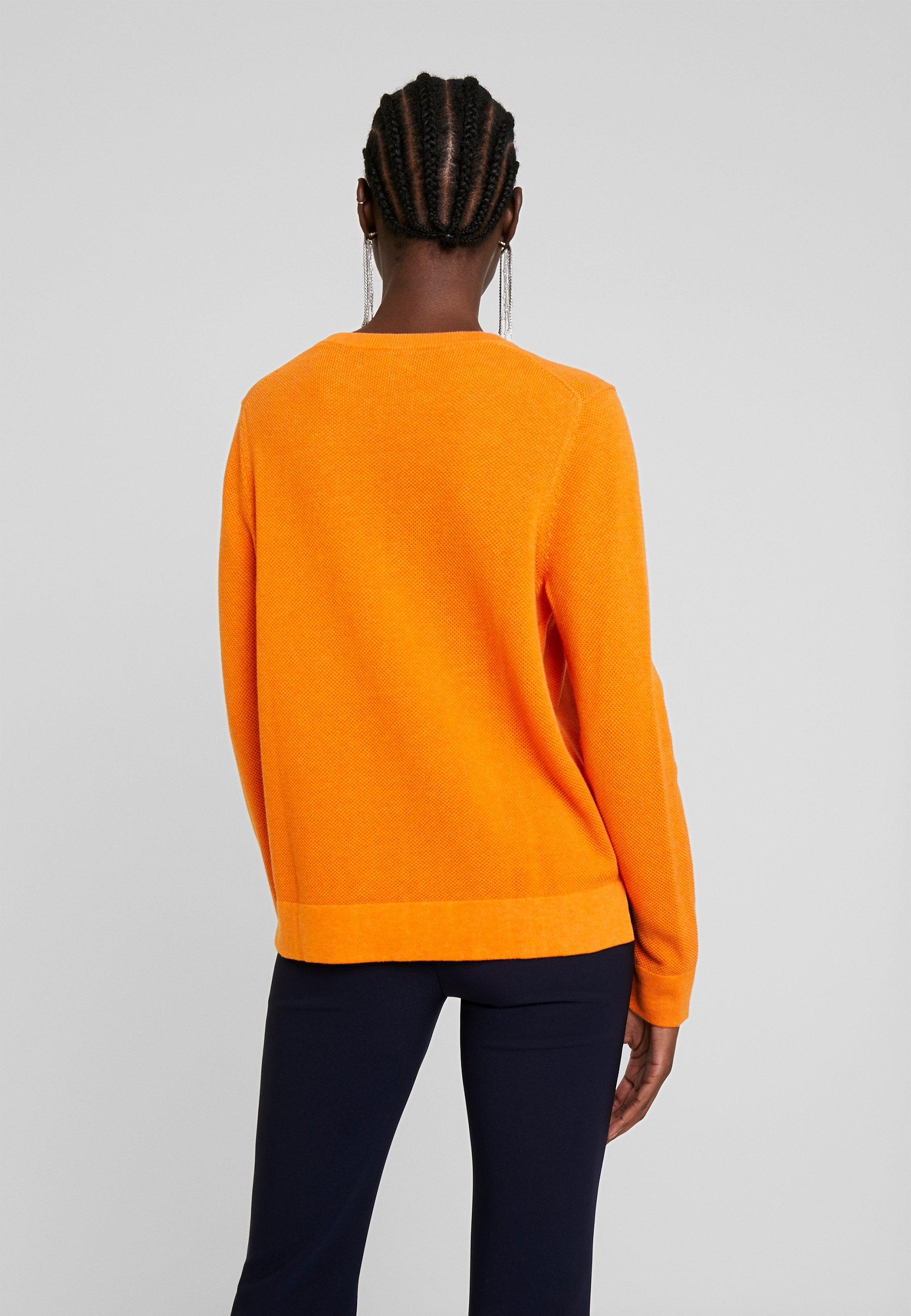 GANT CREW - Sweter - amberglow