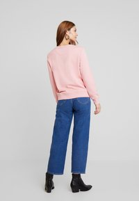 GANT - LOCK UP C-NECK - Collegepaita - summer rose - 2