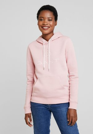 LOCK UP HOODIE - Huppari - summer rose