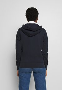 GANT - PEONY - veste en sweat zippée - evening blue - 2