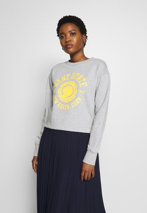 PEONY LOGO  - Sweatshirt - light grey