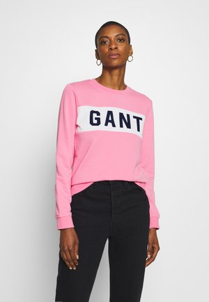 Sweater - bright pink