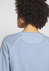 GANT - D2. SUNFADED C-NECK SWEAT - Sweatshirt - hamptons blue - 5