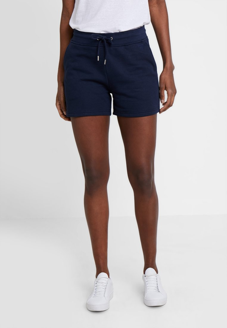 GANT - TONAL SHIELD - Shorts - evening blue