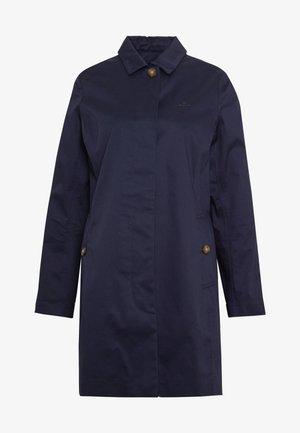 Pitkä takki - evening blue