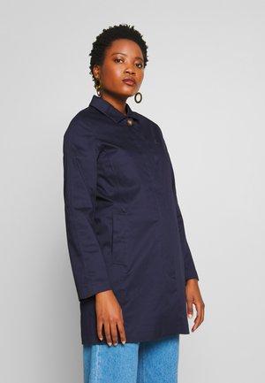 Short coat - evening blue