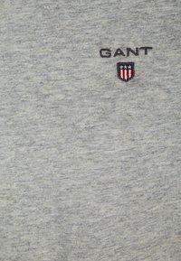 GANT - THE ORIGINAL - T-shirt - bas - hellgrau meliert - 2