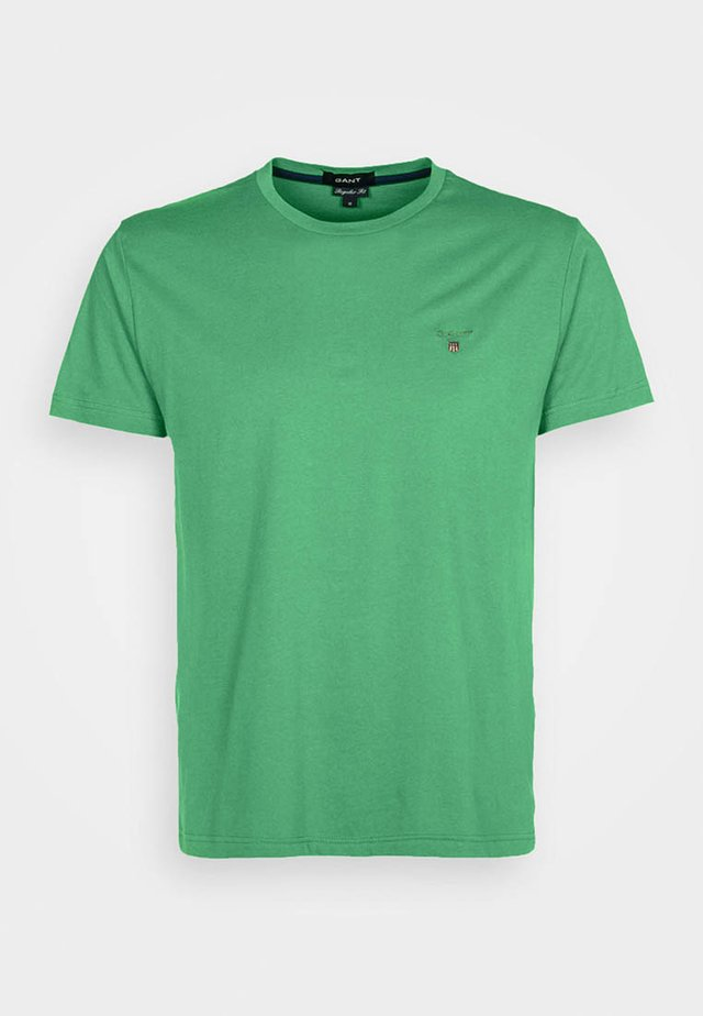 THE ORIGINAL - Basic T-shirt - grün