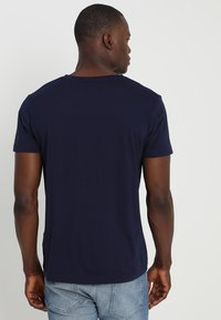 GANT - THE ORIGINAL - Jednoduché triko - evening blue - 2