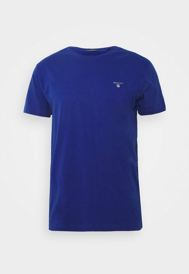 THE ORIGINAL - Basic T-shirt - crisp blue