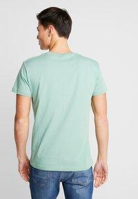 GANT - THE ORIGINAL - Basic T-shirt - field green - 2