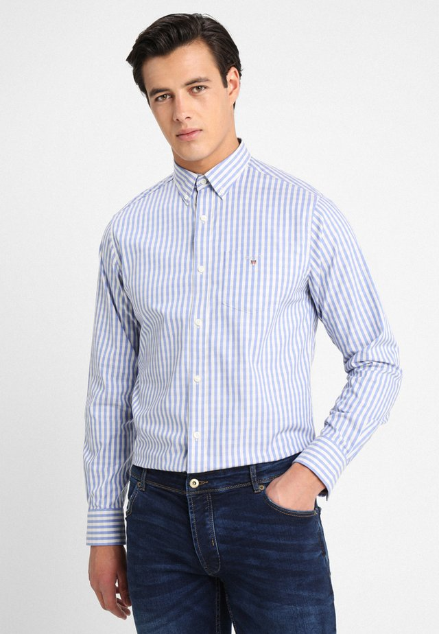 CHECK REGULAR FIT - Camisa - vapor grey