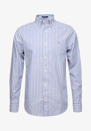 CHECK REGULAR FIT - Skjorta - vapor grey