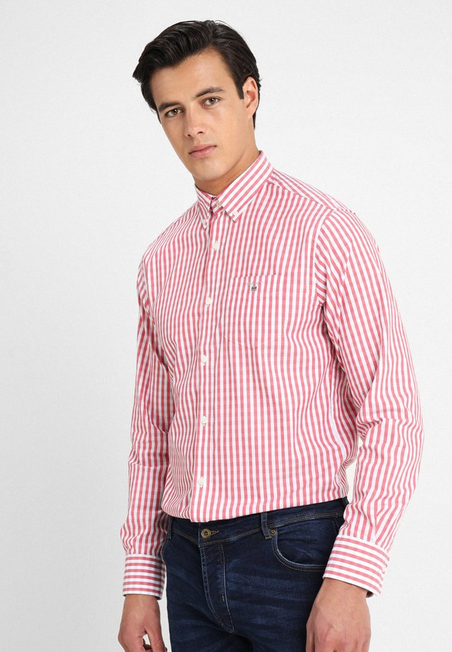 CHECK REGULAR FIT - Camisa - watermelon