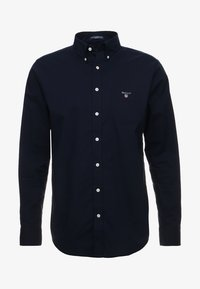 GANT - THE BROADCLOTH - Skjorta - navy - 3
